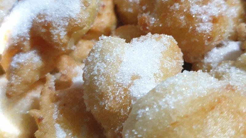 Frittelle di San Martino, Croccanti fuori e morbide dentro